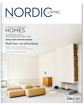 l s magasinet nordic living p din ipad eller iphone. Black Bedroom Furniture Sets. Home Design Ideas